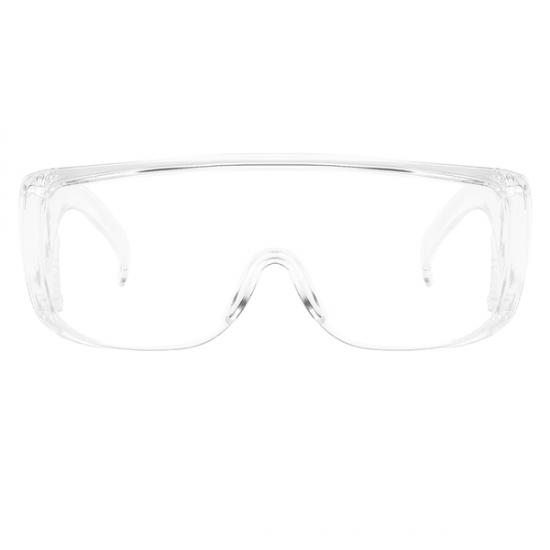 Commuting safety glasses